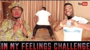 Video: Samspedy – In my Feelings Challenge